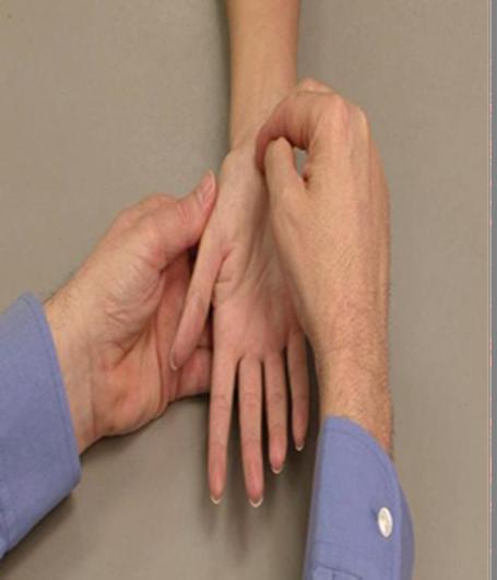 تشخیص سندروم تونل کارپال
