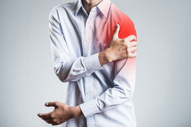 پیشگیری از آسیب و درد شانه