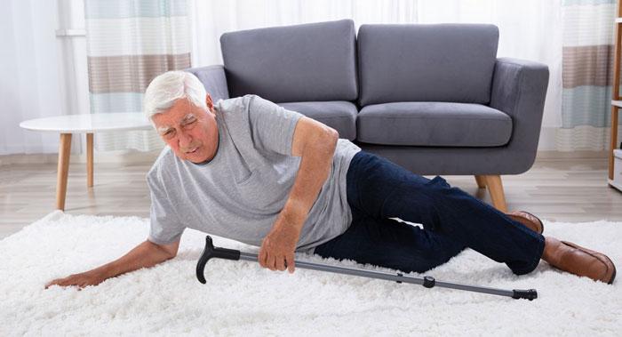 علل شکستگی مفصل ران
