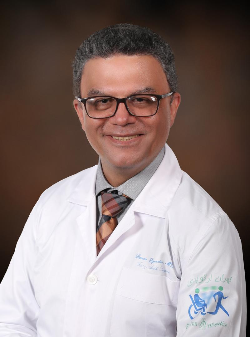 دکتر رامین اسپندار