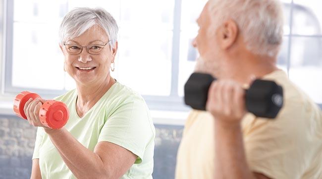 فعالیت فیزیکی و سلامت استخوان
