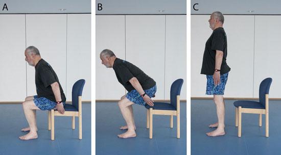 تمرین برای درمان زانو درد