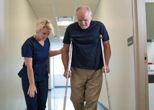 مراقبت های بعد از جراحی تعویض مفصل زانو