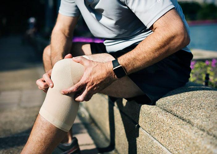 درد جلوی زانو