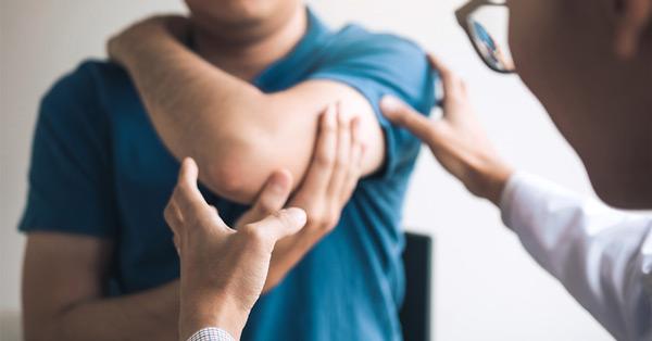 تشخیص علت درد آرنج