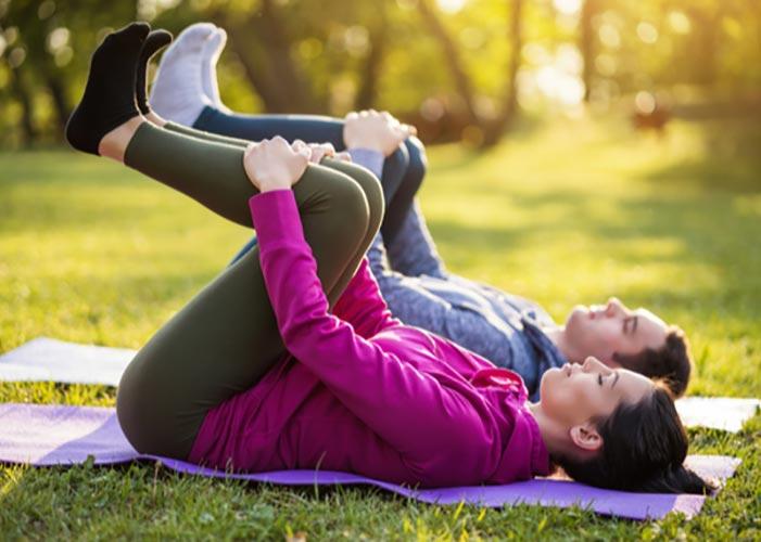 حرکت ورزشی برای درمان درد سیاتیک