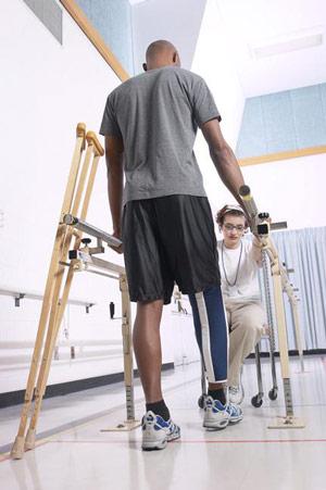 درمان پارگی تاندون کشکک زانو